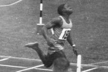 Maurice Carlton, premier athlète d'Outre-mer à représenter la France aux JO