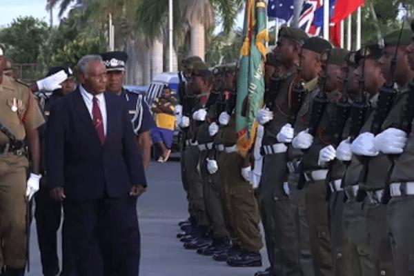 Président du Vanuatu, Baldwin Lonsdale
