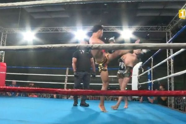 Boxe : Muay Thai 4
