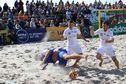 Tahiti organise les championnats qualificatifs de beach soccer pour la Coupe du monde 2019