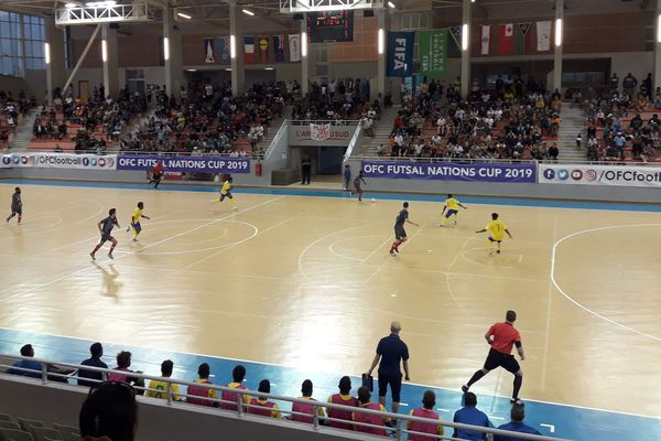 Futsal coupe des Nations d'Océanie