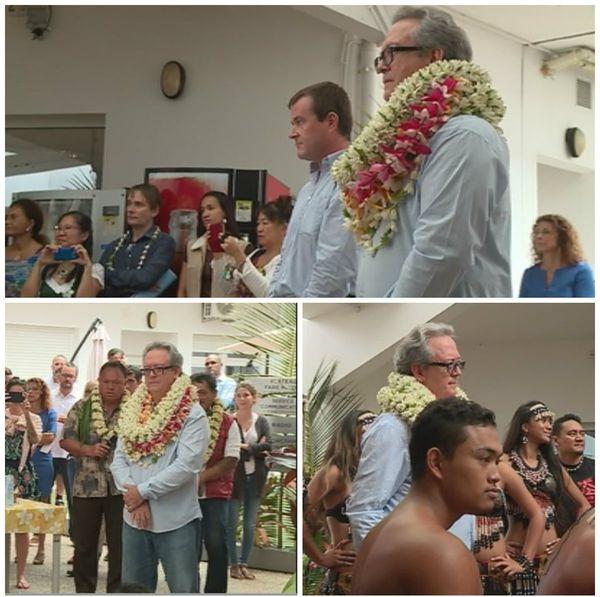 Gerald Prufer : le nouveau directeur général de Polynésie 1ère est arrivé à Papeete