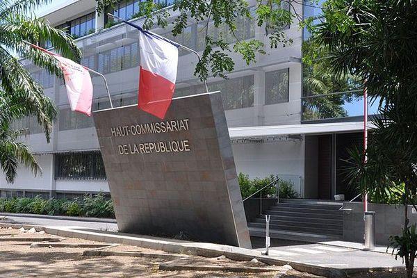 Le Haut Commissariat en Polynésie française