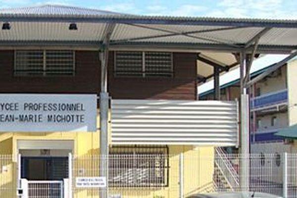 Le lycée professionnel Michotte à Cayenne