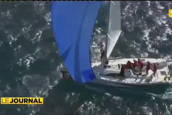 Tahiti Pearl Regatta : Les favoris ont le vent en poupe