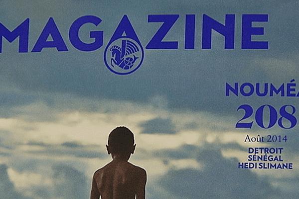 couverture Nouméa mois d'août