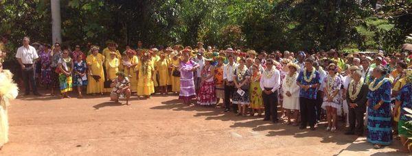 Eglise protestante maòhi : inauguration du centre Hurepiti à Tahaa