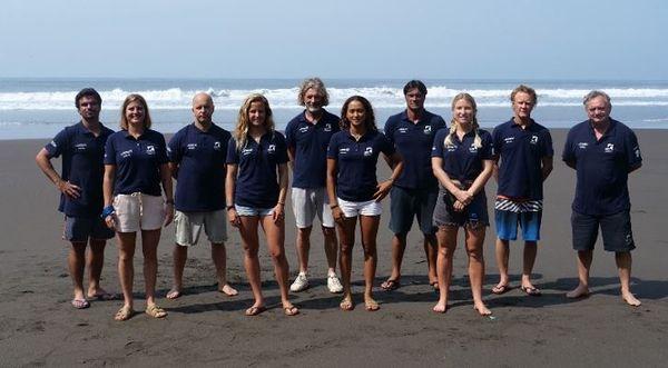 Vahine Fierro qualifiée aux mondiaux de surf au Salvador