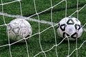 Football : Golden Lion / Club Franciscain pour la finale du trophée Yvon-Lutbert