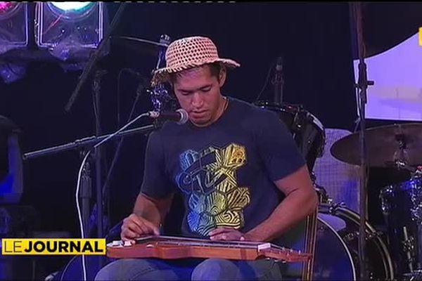 Tahiti festival Guitare  Eto super star