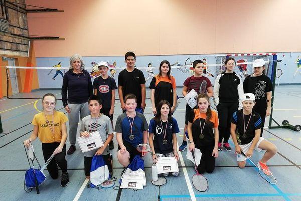 12 jeunes se sont affrontés à l'occasion de ce tournoi inter-îles
