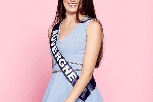 Romane Eichstadt, 19 ans, Miss Auvergne