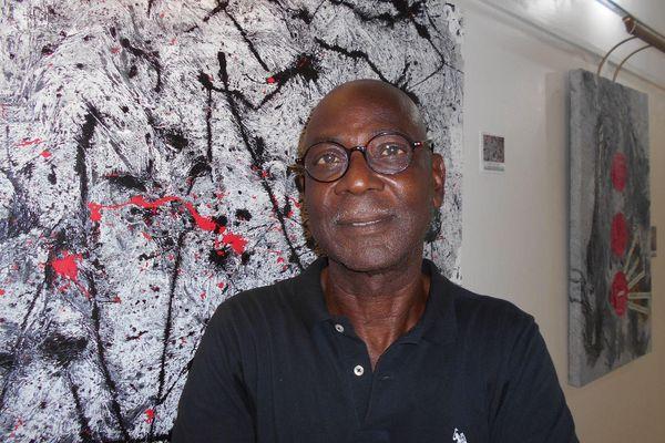 Jack Gilles, artiste plasticien