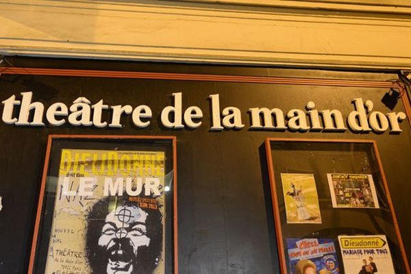 Theatre Main d'or