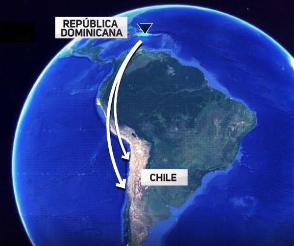 Racisme au Chili