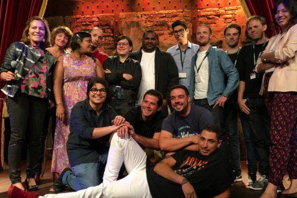 Six Réunionnais au Comedy Club