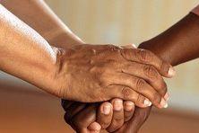 Accompagnement de seniors (image d'illustration)