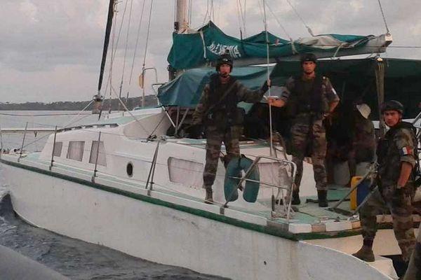 Lutte contre la pêche illégale