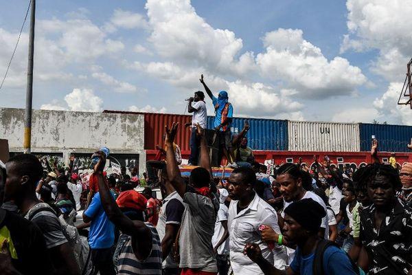 Haïti. Des manifestants réclament la démission de Jovanel Moïse