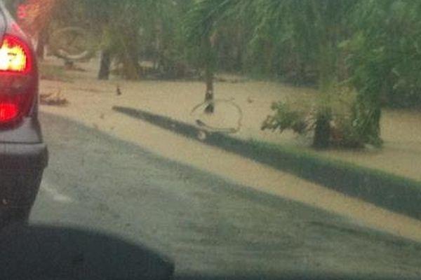 Inondations Vauclin