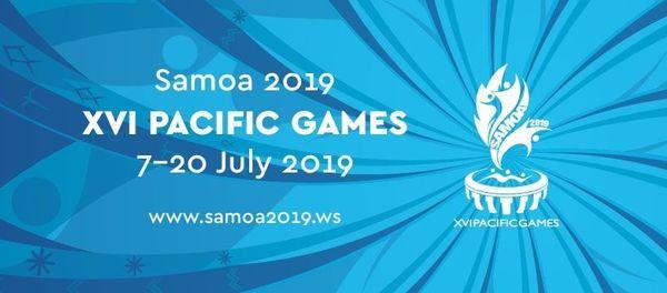 Jeux du Pacifique 2019