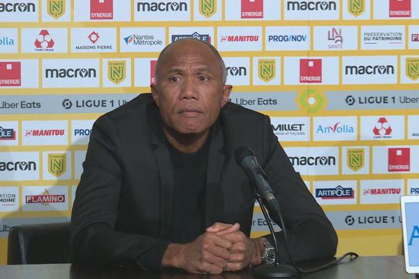 Antoine Kombouaré nouvel entraineur du FC Nantes