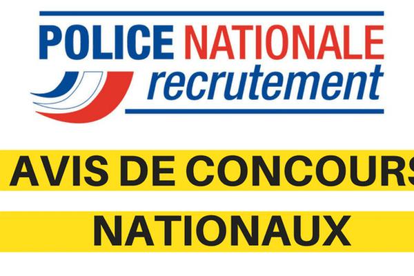 Police nationale : avis de concours