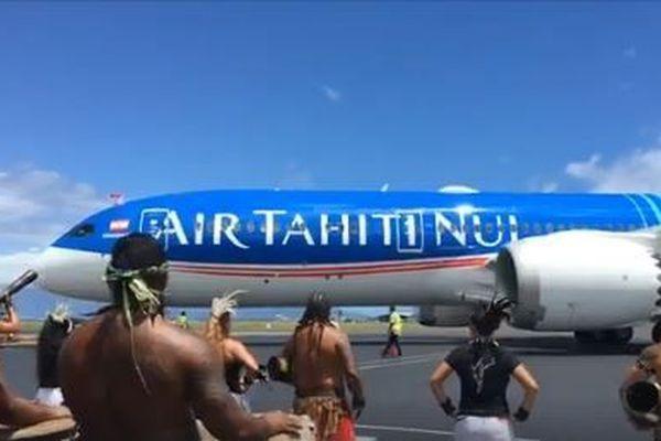 Tahitian Dreamliner