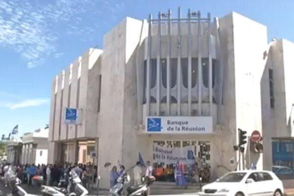 Grève Banque de la Réunion