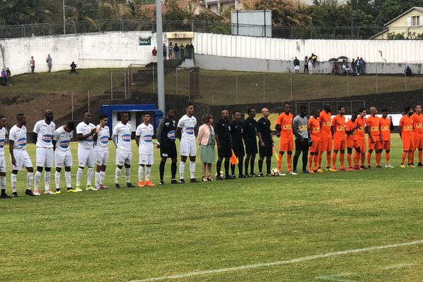 Finale de la Coupe de La Réunion 2018 : Saint-Pierroise Excelsior