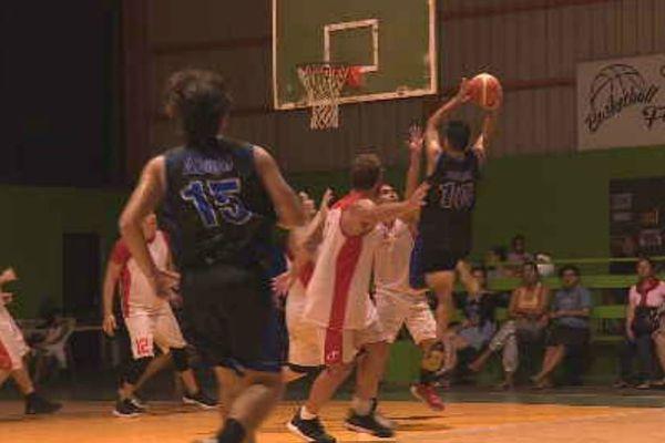 Basket : Aorai remporte la coupe de Tahiti
