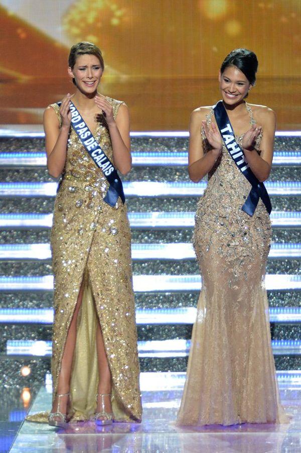 Miss NPDC et miss Tahiti
