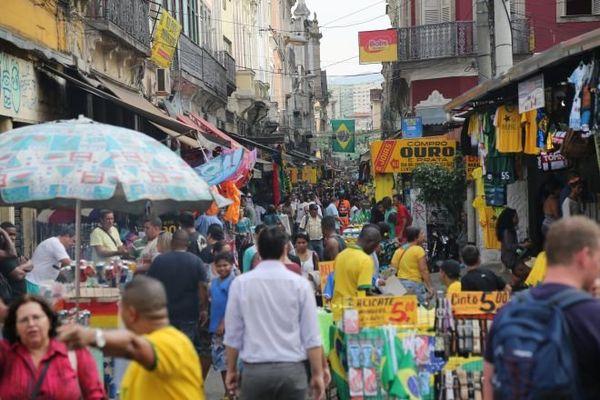 Quartier Saara Rio