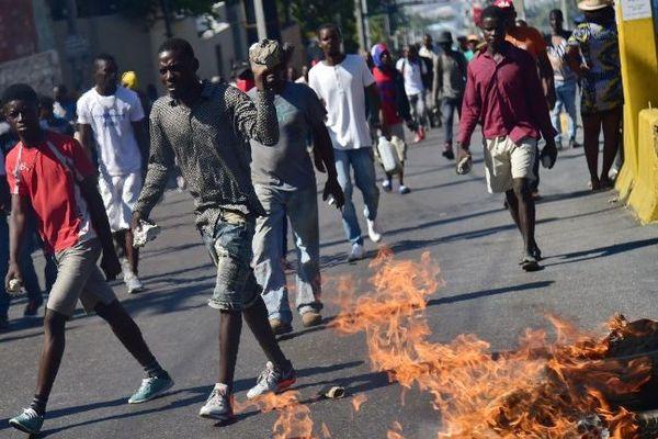 Haiti violences