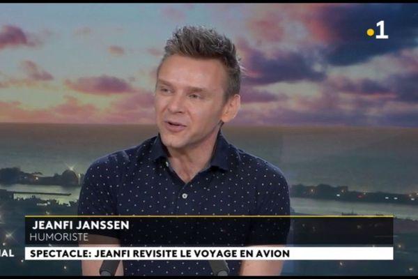 Escale à Tahiti pour l'humoriste JeanFi Janssens