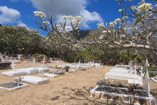 cimetière à Ua Pou