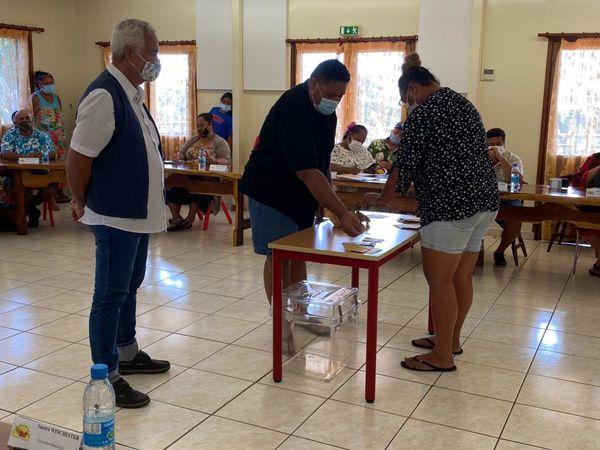 Willy Chung Sao, nouveau maire délégué d'Afaahiti-Taravao