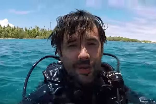 JD, un youtuber en Polynésie