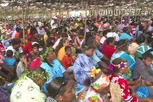 Thuahaik était la tribu choisie cette année pour la kovasio, qui se fera l'an prochain à Hapetra.