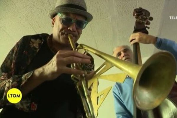 Franck Nicolas trompettiste