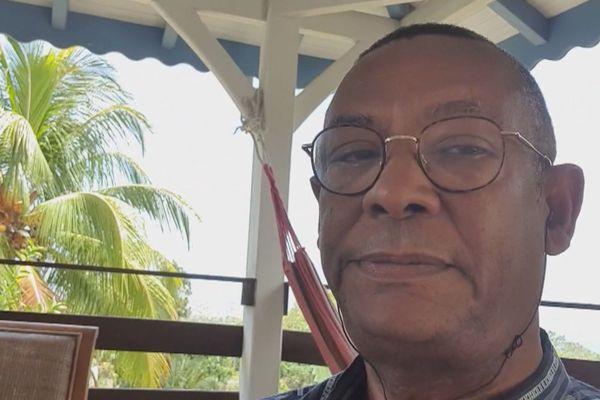 Christian Boutan directeur de la Sacem Antilles-Guyane