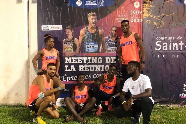 Mayotte au meeting de La Réunion