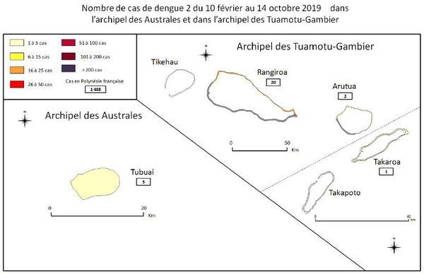 Epidémie de dengue Tuamotu/Australes