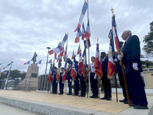 Commémorations 11 novembre 2020 Nouméa