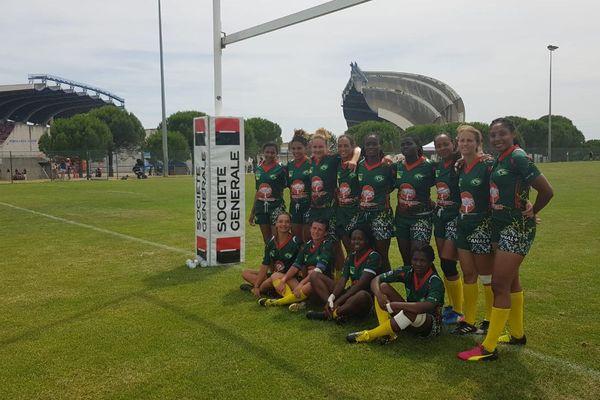 La sélection de Guyane de Rugby féminin