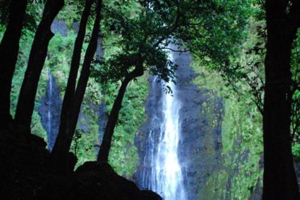 accès 3 cascades