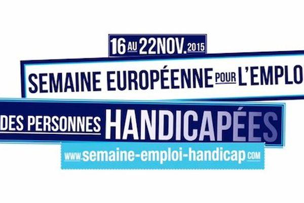 Semaine européenne de l'emploi et du handicap