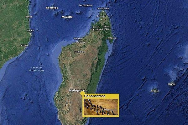 Madagascar mines de Fiananrantsoa