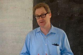 Paul Wilson, le consul général d'Australie à Nouméa