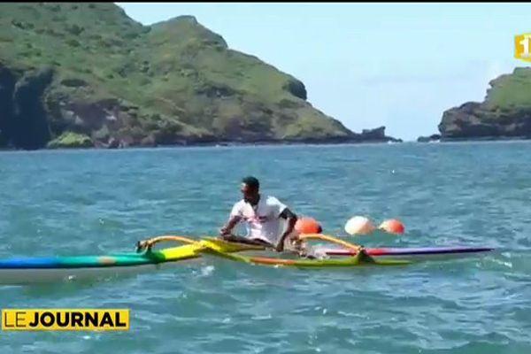 Va'a : la Tai kahano réunit les meilleurs rameurs marquisiens